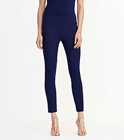Lauren Jeans Co.® Twill Skinny Pants