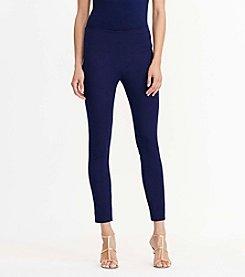 Lauren Jeans Co.® Twill Skinny Pants
