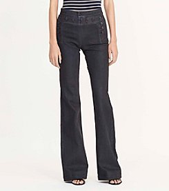 Lauren Jeans Co.® Savareta Denim Pant