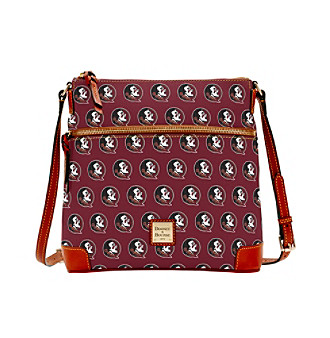 Dooney & Bourke® NCAA® Florida State Seminoles Cross