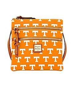 Dooney & Bourke® NCAA® Tennessee Volunteers Triple Zip Crossbody Bag