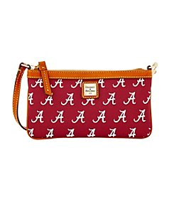 Dooney & Bourke® NCAA® Alabama Crimson Tide Large Slim Wristlet