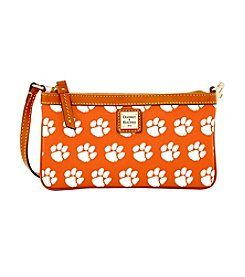 Dooney & Bourke® NCAA® Clemson Tigers Large Slim Wristlet