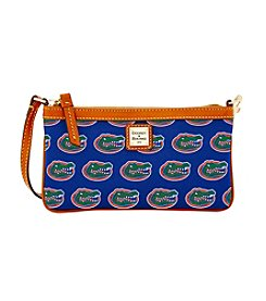 Dooney & Bourke® NCAA® Florida Gators Large Slim Wristlet