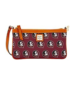 Dooney & Bourke® NCAA® Florida State Seminoles Large Slim Wristlet