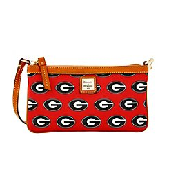 Dooney & Bourke® NCAA® Georgia Bulldogs Large Slim Wristlet