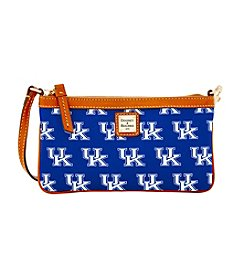 Dooney & Bourke® NCAA® Kentucky Wildcats Large Slim Wristlet