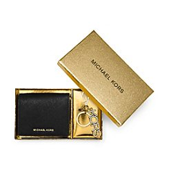 MICHAEL Michael Kors® Signature Crossbody Card Holder Box Set