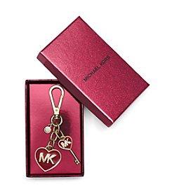MICHAEL Michael Kors® Enamel Heart Key Fob