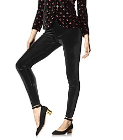 HUE&Reg; Velvet Leggings