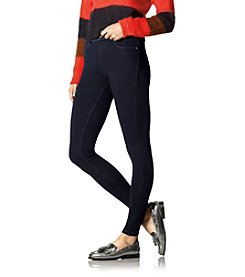 HUE® Heat Temp Denim Leggings