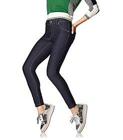 HUE® Essential Denim Leggings