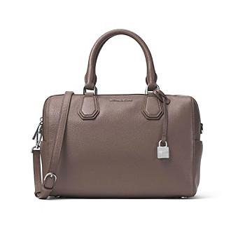 b0ada828c0af UPC 190049521144 product image for MICHAEL Michael Kors KORS STUDIO Mercer  Studio Medium Duffle Bag ...