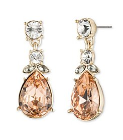 Givenchy® Double Drop Earrings