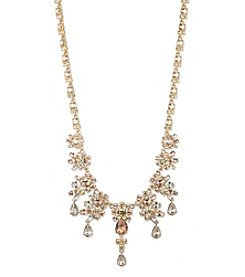 Givenchy® Goldtone Collar Necklace