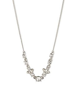 Givenchy® Crystal Mini Frontal Necklace