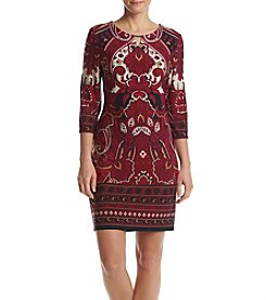 Madison Leigh® Paisley Sheath Dress
