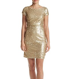 Adrianna Papell® Sequin Cocktail Dress