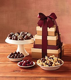 Harry and David® Tower of Chocolates Gift Classic