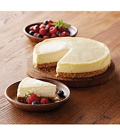 Wolferman's Signature 2-lbs. Cheesecakes