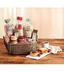 Wolferman's Deluxe Bakery Gift Basket