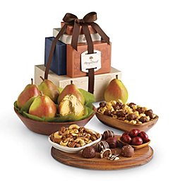 Harry and David® Signature Tower of Treats Gift