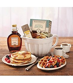 Wolferman's Breakfast Batter Bowl & Whisk