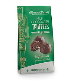 Harry and David® 3-pk. Milk Chocolate, Dark Chocolate and Peppermint Truffles