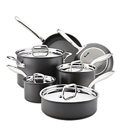 Breville® Thermal Pro™ 10-pc. Hard-Anodized Nonstick Cookware Set