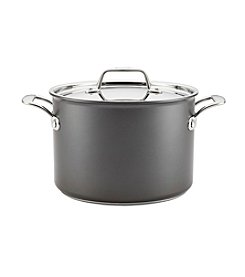 Breville® Thermal Pro™ 8-qt. Hard-Anodized Nonstick Covered Stockpot
