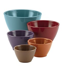 Rachael Ray® 5-pc. Cucina Melamine Nesting Measuring Cups