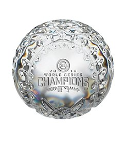 Waterford® MLB® Chicago Cubs 2016 World Series Champs Baseball