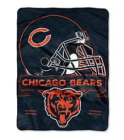 Northwest Company NFL® Chicago Bears Prestige Raschel Throw