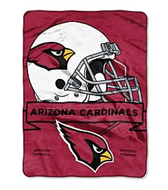 Northwest Copmany NFL® Arizona Cardinals Prestige Raschel Throw