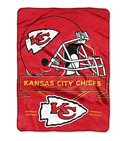 Northwest Company NFL® Kansas City Chiefs Prestige Raschel Throw