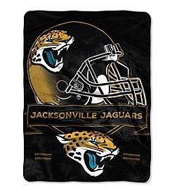 Northwest Company NFL® Jacksonville Jaguars Prestige Raschel Throw