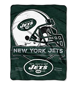 Northwest Company NFL® New York Jets Prestige Raschel Throw