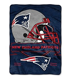 Northwest Company NFL® New England Patriots Prestige Raschel Throw