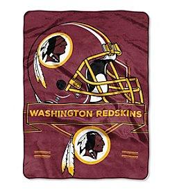 Northwest Company NFL® Washington Redskins Prestige Raschel Throw