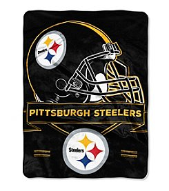 Northwest Company NFL® Pittsburgh Steelers Prestige Raschel Throw