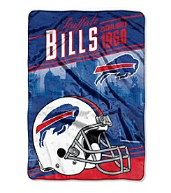 Northwest Company NFL® Buffalo Bills Stagger Micro Oversize Throw