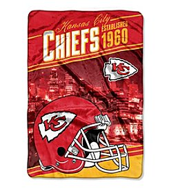 Northwest Company NFL® Kansas City Chiefs Stagger Micro Oversize Throw