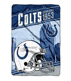 Northwest Company NFL® Indianapolis Colts Stagger Micro Oversize Throw