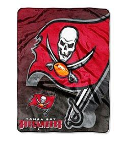 Northwest Company NFL® Tampa Bay Buccaneers Bevel Micro Raschel Throw