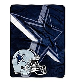 Northwest Company NFL® Dallas Cowboys Bevel Micro Raschel Throw