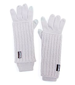 MUK LUKS Textured 3-in-1 Gloves