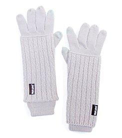 MUK LUKS Textured 3-in-1 Gloves