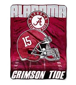Northwest Company NCAA® Alabama Crimson Tide Overtime Micro Fleece Throw