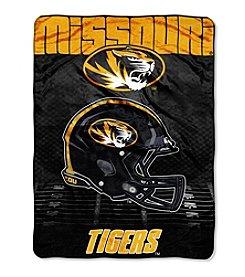 Northwest Company NCAA® Missouri Tigers Overtime Micro Fleece Throw