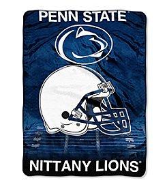Northwest Company NCAA® Penn State Nittany Lions Overtime Micro Fleece Throw